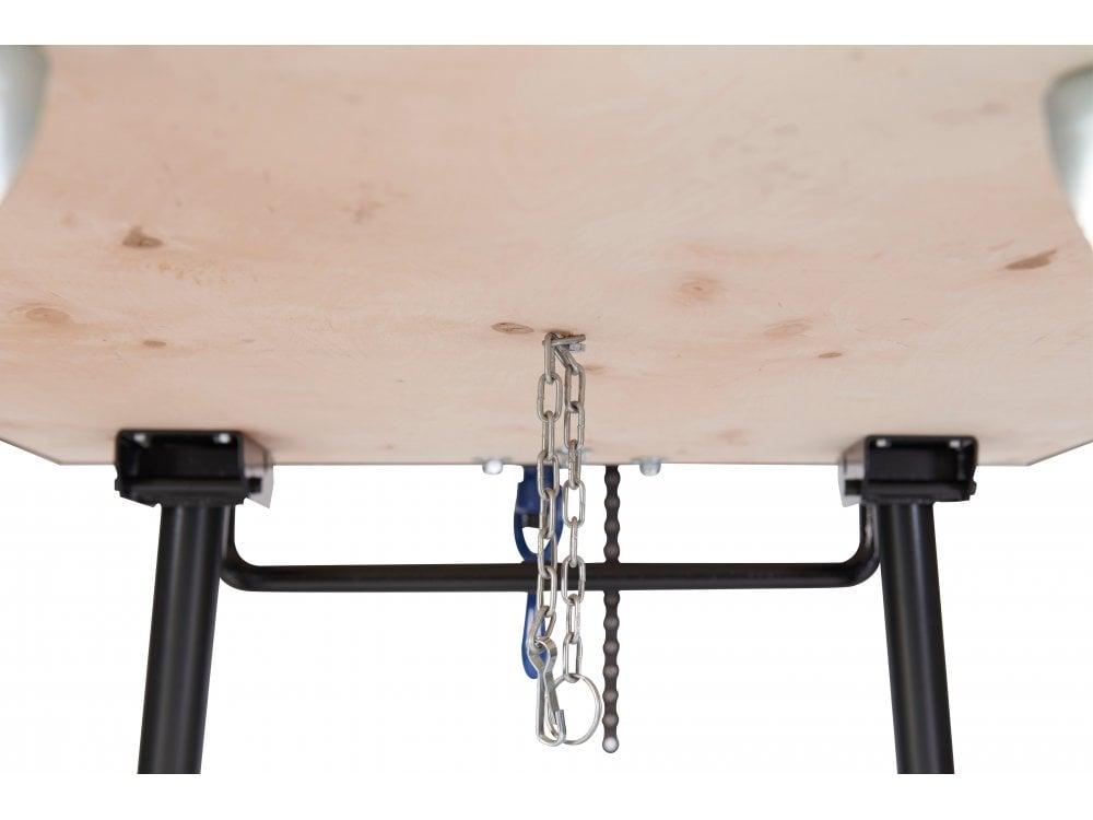 Wondrous Tuffbench Folding Workbench C W A Handle And Wheels Camellatalisay Diy Chair Ideas Camellatalisaycom