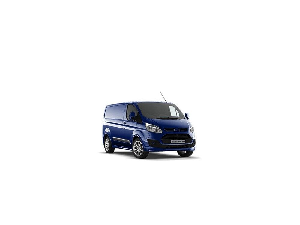 Ford Transit Custom (2012 onwards) OBD Port / Socket Protection