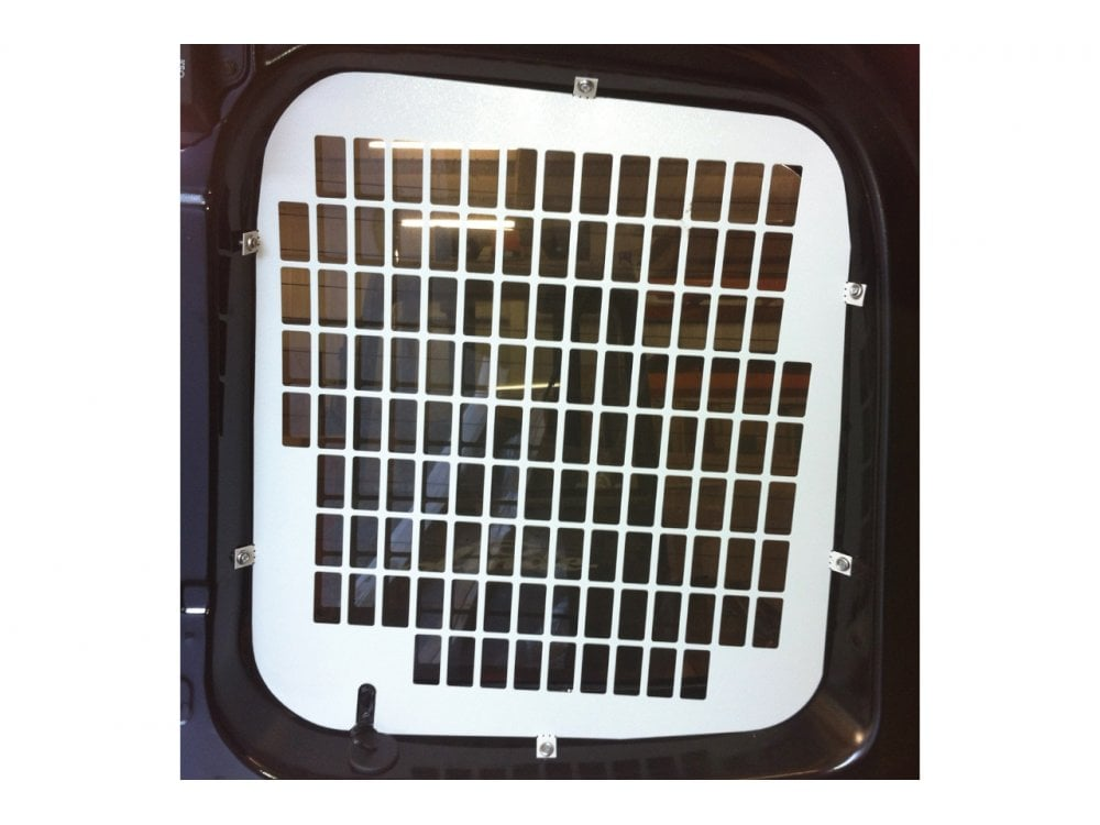 Van Guard Tailored Fit Rear Window Steel Security Grille for Hyundai iLoad