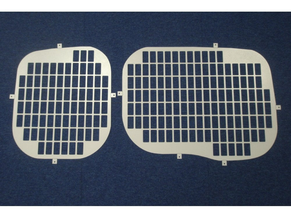 Van Guard Tailored Fit Rear Window Security Grille for Renault Kangoo 2009 on