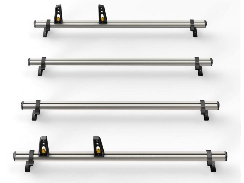Vauxhall Vivaro 2002-2014 4x ULTI Bars (for high roof H2 models)